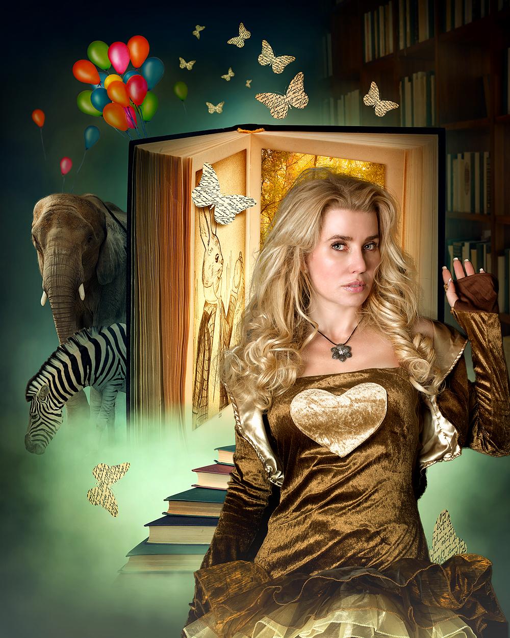Fantasier och underbara drömmar
