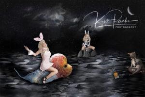 Fantasy Fotokonst och Fine Art