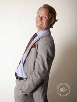Bankman i farten-fotograf Kim Paulin